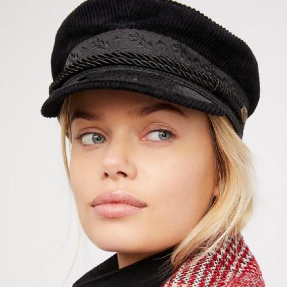 2f1acb3337c Brixton Albany Chord Lieutenant hat